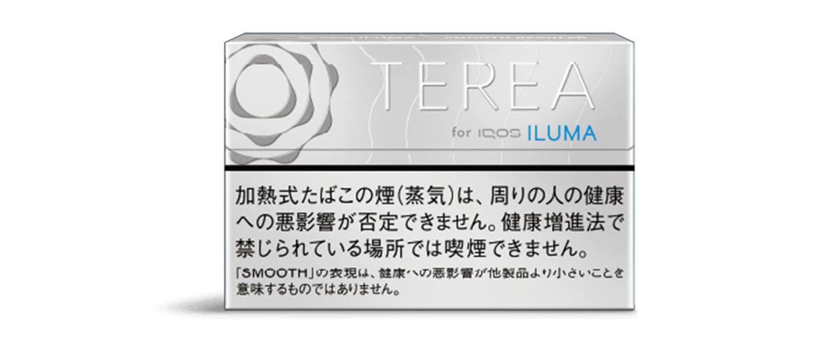 iQOS ILUMA(アイコスイルマ)専用たばこスティック TERIA(テリア) スムースレギュラー