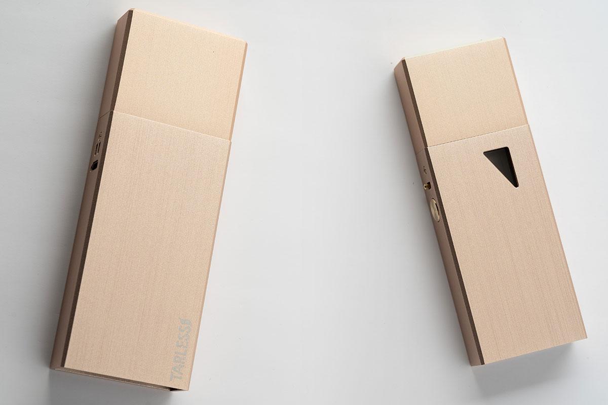 ターレスプラス『ニューカラー』シャンパンゴールド|プルームテックも使える定番デバイスのニューカラー!